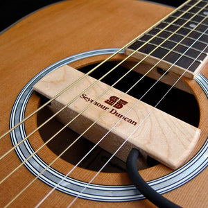 Seymour Duncan Woody Hum-Cancelling Soundhole Pickup Review