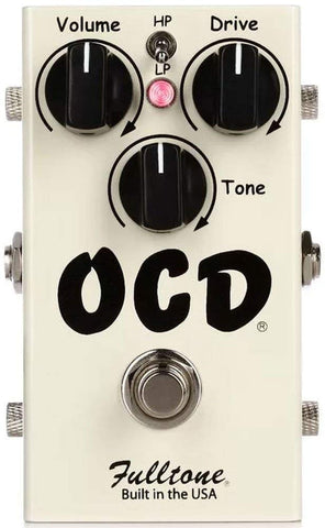Fulltone OCD Distortion Pedal