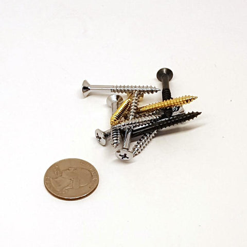 4.2X38mm screws - 5pk