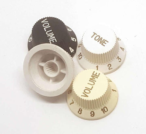 Speed Knobs - set | Ivory