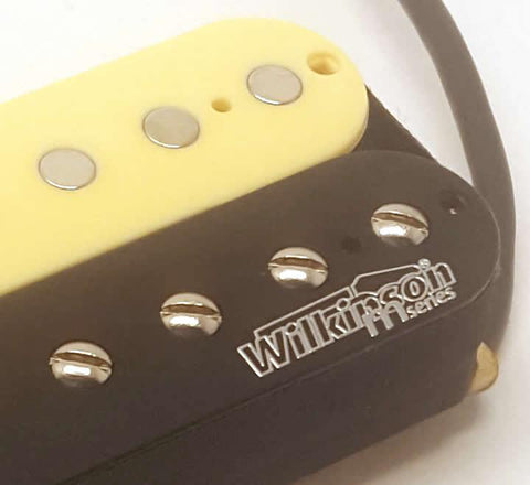 Wilkinson 'Zebra' Humbucker (Bridge)