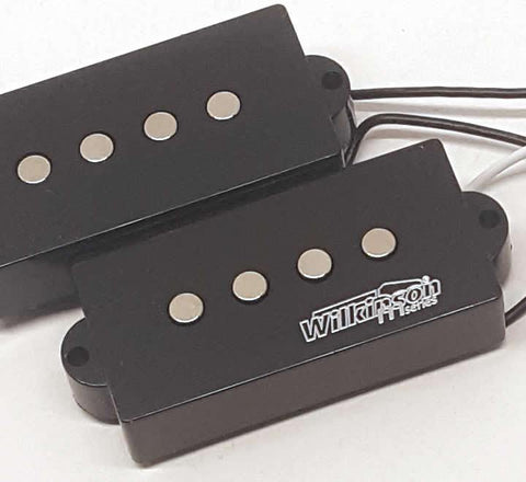 Wilkinson P-Bass Pickups