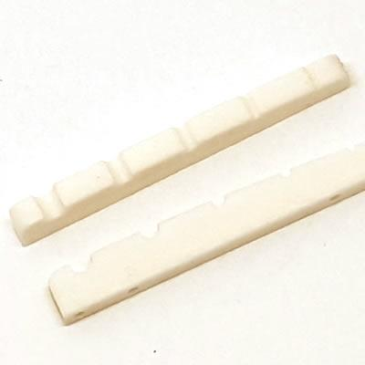 5 String Bass Nut - Pre-Slotted | White