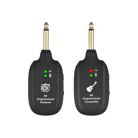 Wireless Guitar Transmitter System