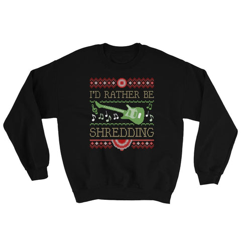 Shredder Christmas Sweatshirt