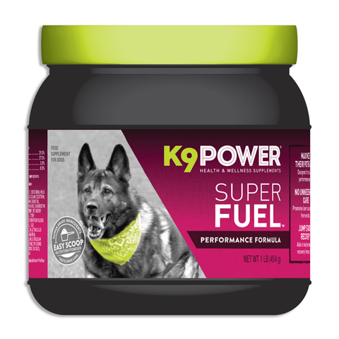Super fuel - energy/muscle for active dogs