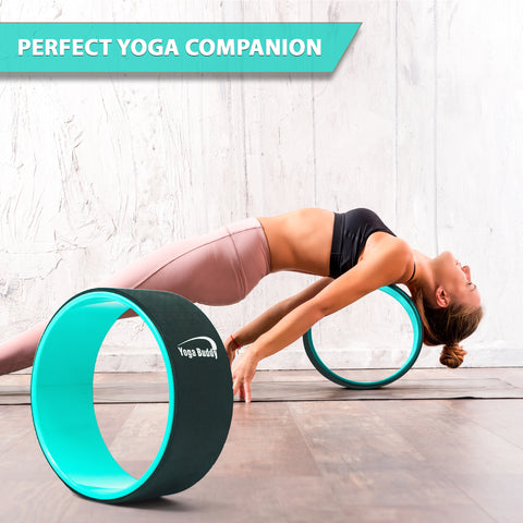 Yoga Buddy Yoga Wheel