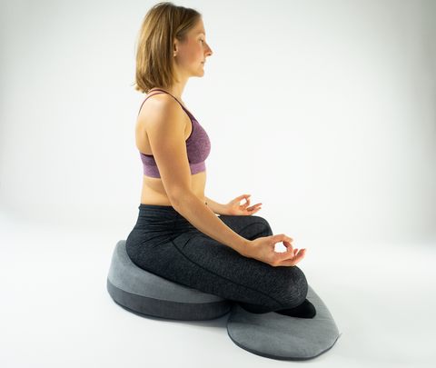 Dhyanse Sit Meditation Cushion Set