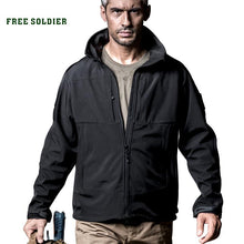 FREE SOLDIER outdoor jacket - Paruse