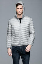 Ultra Light Winter Coat - Paruse