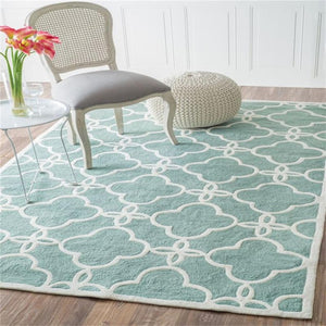 Nordic Simplicity Carpets For Living Room - Paruse