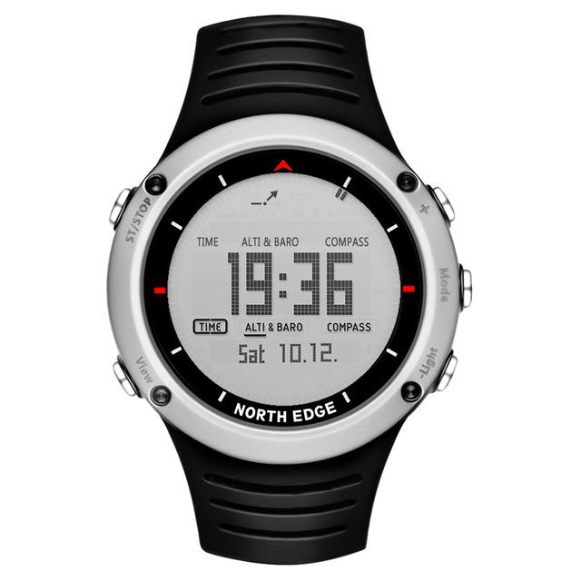 NORTH EDGE Men's Digital Watch - Paruse