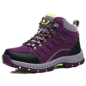 Women's Winter hiking shoes - Paruse