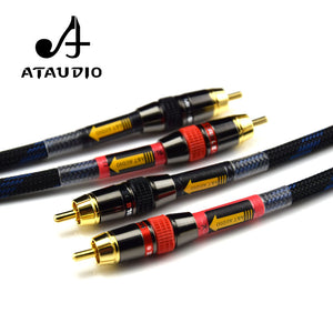 ATAUDIO Hifi RCA Interconnect Cable - Paruse