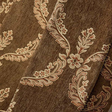 Modern Jacquard Luxury Curtains. - Paruse