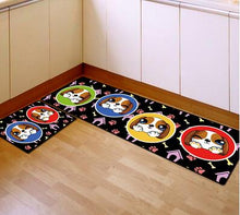 Kitchen Anti-Slip Doormat - Paruse