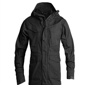 Men's Outdoor Sport Tactical Military Jacket - Paruse