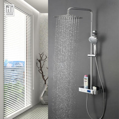 HIDEEP Chrome Shower Faucets. - Paruse