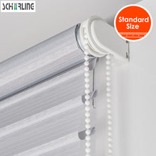 SCHRLING Wholesale Luxury Transparent Shangri-la Roller Blinds. - Paruse