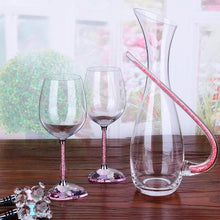 Europe Style Wine Glass