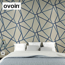 Modern Design Geometric Wallpaper - Paruse
