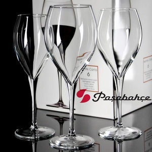 6 pieces pack Bordeaux Wine Glass