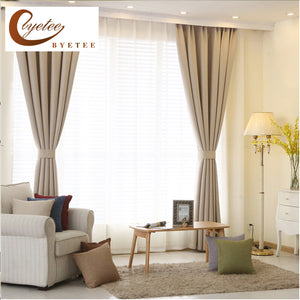 ByeTee Modern High Quality Bedroom Curtain. - Paruse