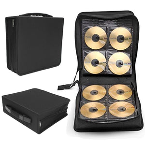 Large 288 Disc CD DVD Storage Case - Paruse