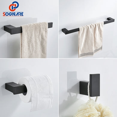 SOGNARE 304 Stainless Steel Bathroom Accessories - Paruse