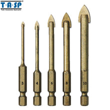 TASP MGDK002 5pcs Glass Drill Bit Set - Paruse