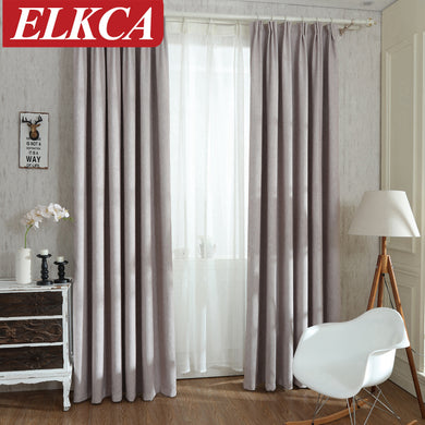 Solid Colors Blackout Curtains. - Paruse