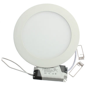 Ultra Thin LED Panel Light 3W 4W 6W 9W 12W 15W 25W - Paruse