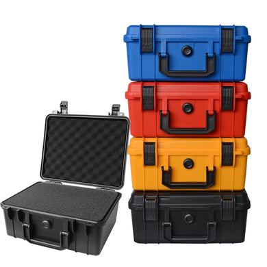 280x240x130mm Safety Instrument Tool Box - Paruse