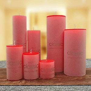 Aromatherapy Romantic Smokeless Candles