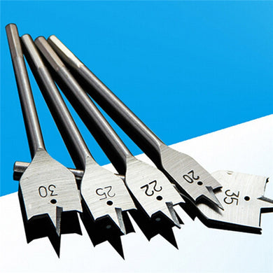 High-carbon Steel 6-35mm drill Wood Flat Drill Set Woodworking Spade.