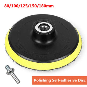 80-180mm Polishing Self-adhesive Disc