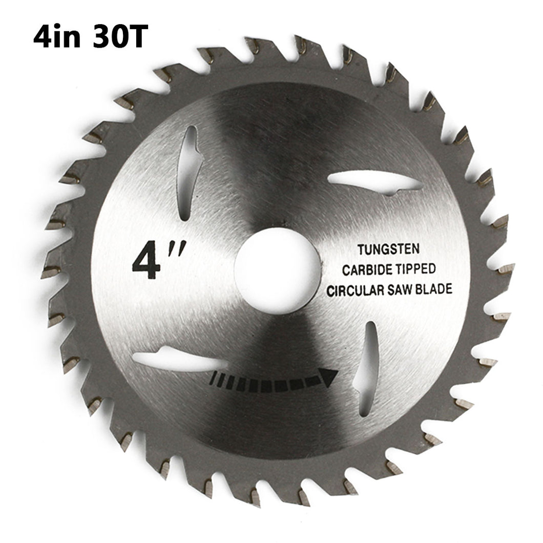 1PCS 125*22/20*30T/40T TCT Saw Blade