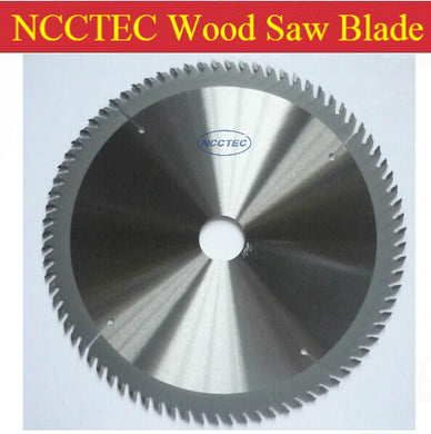 6.4'' 80 teeth NCCTEC 160mm Tungsten carbide tipped saw blade for wood