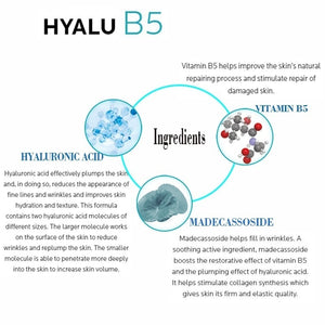 Hyalu B5 Hyaluronic Acid Serum Concentrate with Vitamin B5