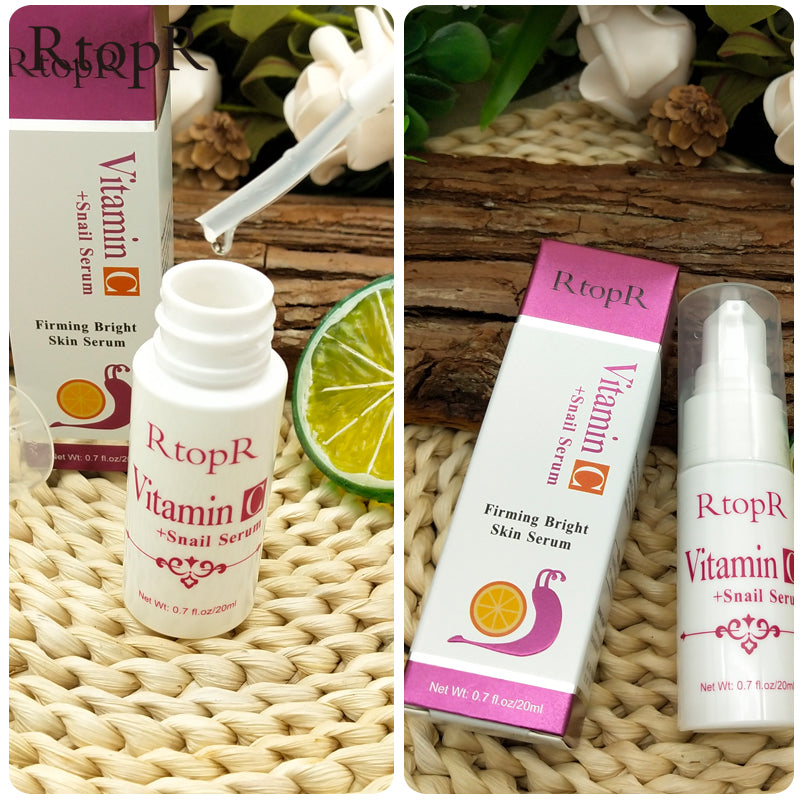 RtopR Vitamin C Snail Serum - TREATMENT SKIN