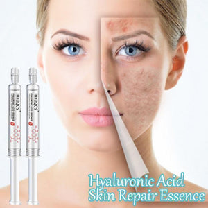 HYALURONIC ACID SKIN REPAIR ESSENCE (2PCS) - TREATMENT SKIN