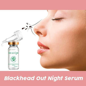 Blackhead Out Night Serum - TREATMENT SKIN