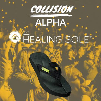 The Healing Sole at Collision New Orleans!