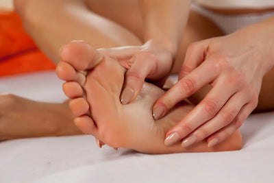 The Benefits of a Plantar Fascia Massage