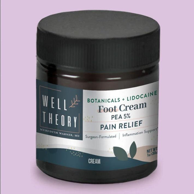 The Healing Sole + PEA Multivitamin + Foot Pain Relief Cream