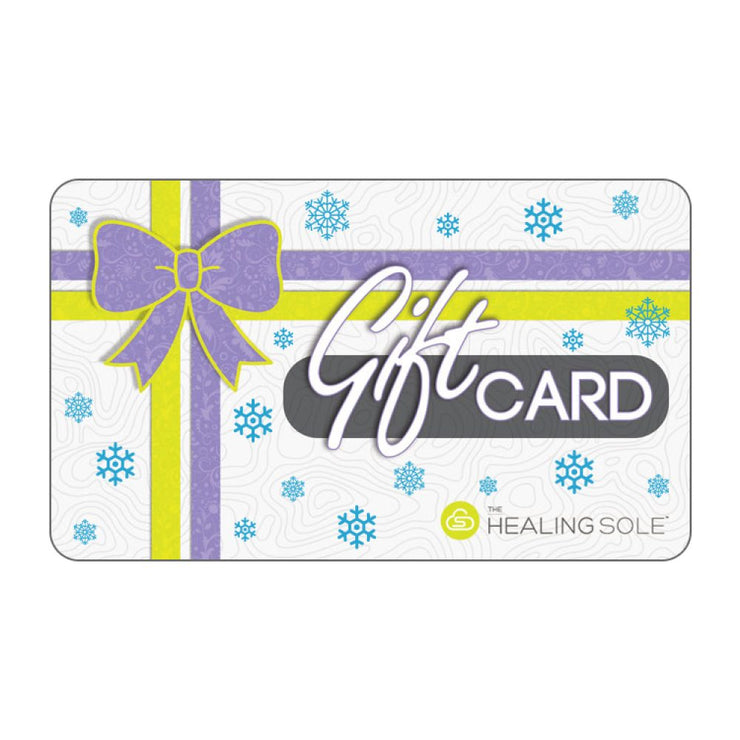 The Healing Sole Gift Certificate