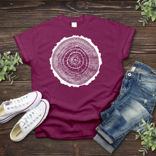 Load image into Gallery viewer, Tree Ring Tee