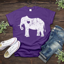 Load image into Gallery viewer, Elephant Heart Tee