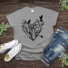 Load image into Gallery viewer, Heart Silhouette Tee