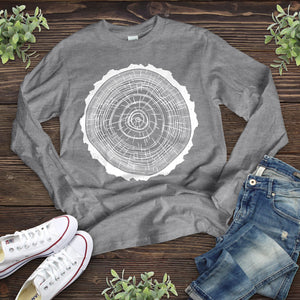 Tree Ring Long Sleeve Shirt